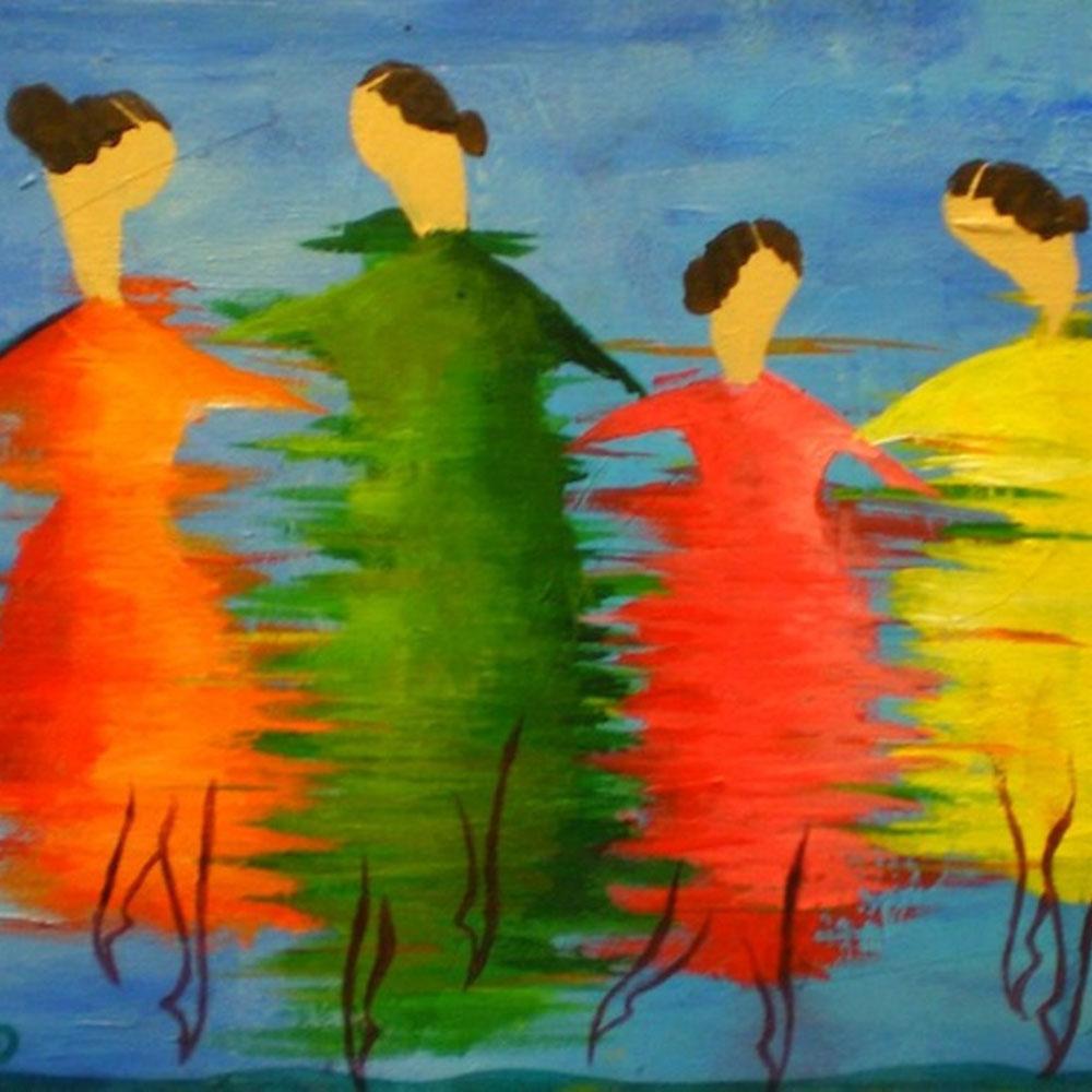 Χοροθεραπεία online με τη Λήδα Shantala