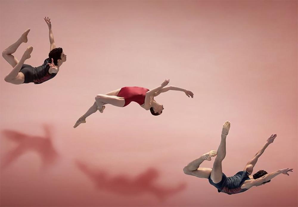 Στην πτώση ανοίγω τα φτερά μου: Χοροθεραπεία
